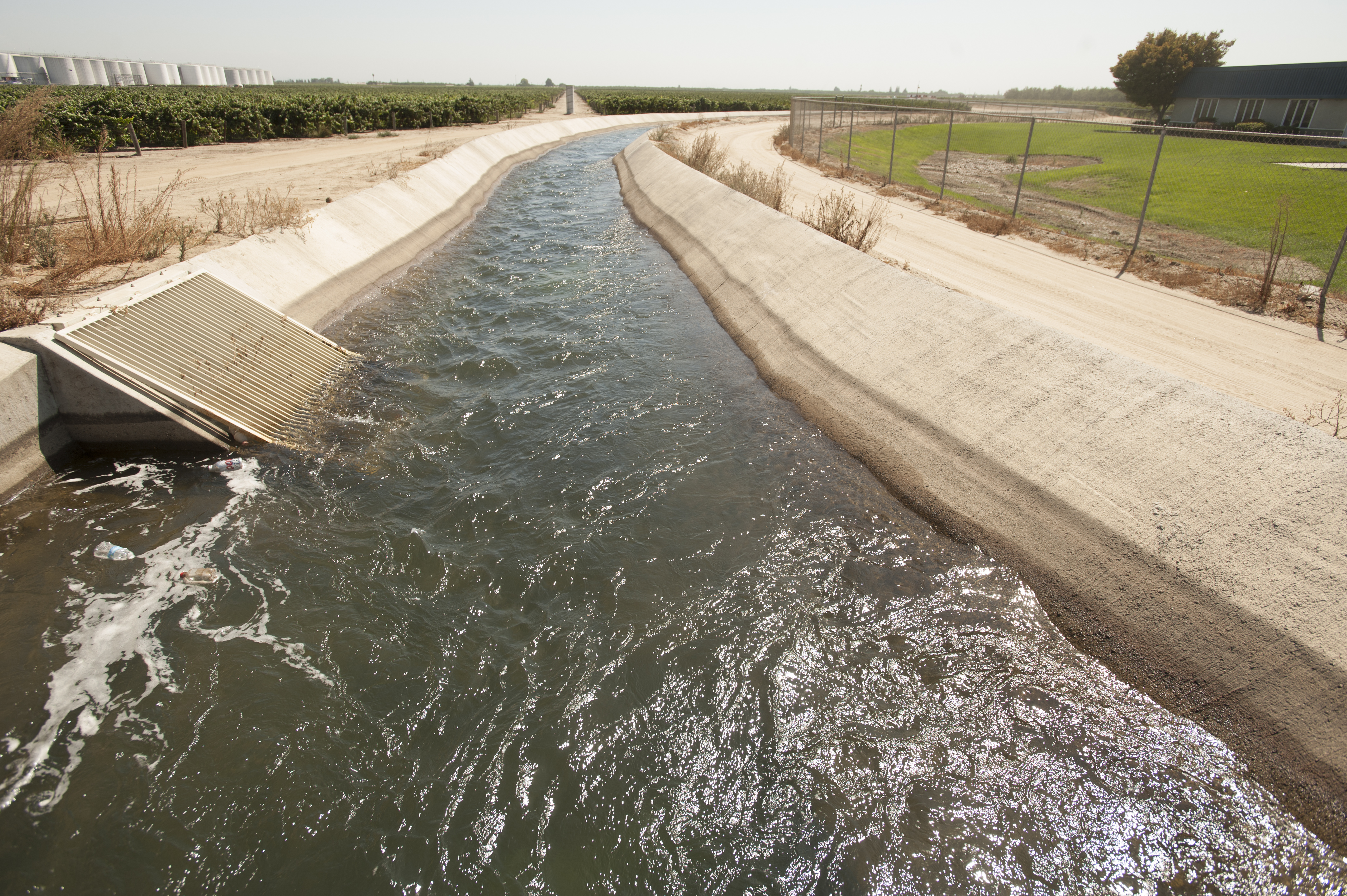 To better manage California's water, we need to measure where it goes. (Gregory Urquiaga/UC Davis)