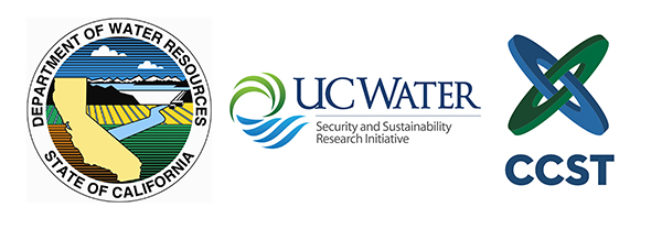 DWR, UC Water, CCST